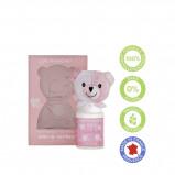 Afbeelding van Alphanova Baby Parfum Voor Meisjes Louna Rose 100ml