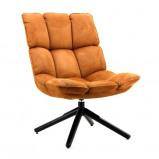 Afbeelding van fauteuil Daan cognac