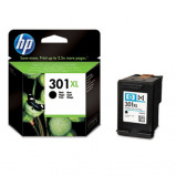 Afbeelding van HP 301XL (CH563EE) Inktcartridge Zwart Hoge capaciteit