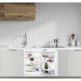Afbeelding van AEG SKB58211AF Ingebouwd 133l A+ Wit koelkast