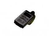 Afbeelding van Acme Arbitersfluitje Thunderer 40mm Zwart