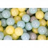 Afbeelding van Beeztees 200 st Puppy speelballen voor ballenbad