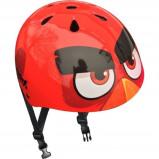 Afbeelding van Angry Brids skatehelm rood maat 48/54 cm