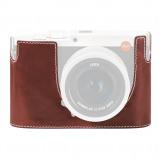 Afbeelding van Leica Q (typ 116) Leather Protector Vintage Brown