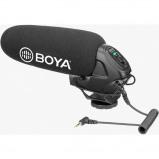 Afbeelding van Boya BY BM3030 Condensator Shotgun Richtmicrofoon