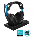 Image of ASTRO A50 Wireless + Base Station Gaming headset 7.1 PS4/PC