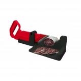 Afbeelding van Bekend van TV Easy Slicer Keukenmes Rood