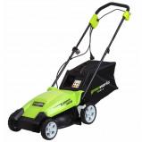 Afbeelding van Greenworks Grasmaaier elektrisch GLM1035 230 V 35 cm 2505107