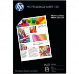 Billede af HP Professional glossy laser papir A4, 150g, 150 ark (CG965A)
