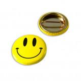 Afbeelding van 1000 st. Button 25 mm speld bedrukken