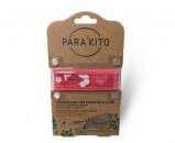 Afbeelding van Parakito Armband Design Roze met 2 tabletten, 1 stuks