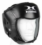 Afbeelding van Hammer Boxing HOOFDBESCHERMER FIGHT ZwartMaat L