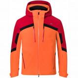 Afbeelding van Kjus Speed Reader Winterjas Heren Kjus Orange Current Red 48 Elastaan,Polyester Heren