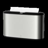 Afbeelding van Dispenser Tork H2 460005 Design Countertop RVS Dispensers