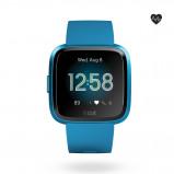 Afbeelding van Fitbit Smartwatch met hartslagmeter aan de pols Versa Lite blauw