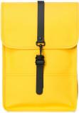 Abbildung von Rains Backpack Mini (Basisfarbe: gelb)