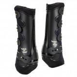 Obrázek Back on Track Leg Boots Work Royal Black M Cob