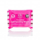 Afbeelding van Cocoa Brown Self Tanning Wipes 20ST