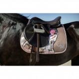Obrázek Cavallino Marino Saddlepad Soft Powder Mocha/Milky Pink PGP