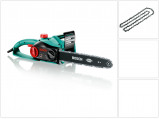Afbeelding van Bosch Groen AKE 35 S kettingzaag 1800w 350mm met 2e zaagketting 0600834502