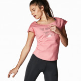 Abbildung von Luna Ladies T Shirt von Body & Fit sportswear S Pink Damenkleidung