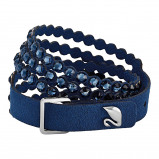 Afbeelding van Swarovski 5511697 Swapower Bracelet Slake Blauw Armband Medium