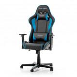 Afbeelding van DX Racer Formula Gaming Chair gamestoel (Kleur: zwart/blauw, Maximale gebruikerslengte: 180 cm)