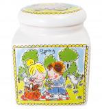 Afbeelding van Blond Amsterdam voorraadpot koekjes small Even bijkletsen