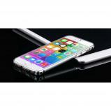 Afbeelding van HaverCo Aluminium bumper frame case ring hoes voor iPhone 6 4.7 inch / Kleur: