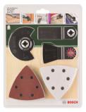 Afbeelding van Bosch 2609256977 13 delige Multitool Accessoireset voor hout en metaal