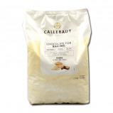 Afbeelding van Callebaut Bakvaste chocolade Chunks Wit 2,5 kg.