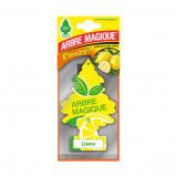 Afbeelding van Arbre Magique luchtverfrisser 12 x 7 cm Citroen geel