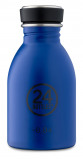 Afbeelding van 24Bottles Drinkfles Urban Bottle Gold Blue 250 ml