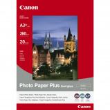 Billede af Canon LU 101 fotopapir Pro Luster A3+ (329 x 423 mm) 260g, 20 ark (6211B008)