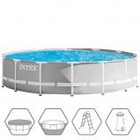 Afbeelding van Intex Opzetzwembad Prism Frame Ø 427 x 107 cm