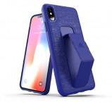 Abbildung von Adidas SP Grip Case iPhone XS Max Blau 32853