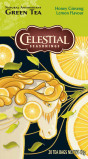 Afbeelding van Celestial Seasonings Honey Lemon Ginsenggreen Tea 20ST