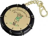 Afbeelding van ACM 18 Holes Scorer golf accessoires lichtgeel