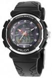 Afbeelding van Coolwatch CW.271kinderhorloge jongens 'Pilot' digitaal zwart