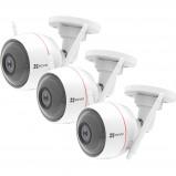 Afbeelding van EZVIZ Husky Air C3W 3 Pack IP camera