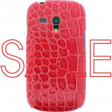 Afbeelding van Xccess Croco Cover Samsung Galaxy SIII Mini I8190 White