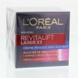 Afbeelding van 2x L'Oreal Paris Revitalift Laser X3 anti rimpel Dagcrème 2x50 ml