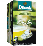 Afbeelding van Dilmah All Natural Green Tea Sencha 20st