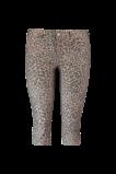 Image of MS Mode Damas Pantalones pirata Magic Simplicity SLIMS Verde