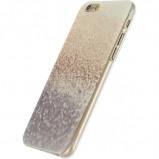 Afbeelding van Apple iPhone 6/6S telefoonhoes Zilver/Glitter Xccess