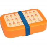 Afbeelding van Amuse broodtrommel Teens Patterns Frisco1 liter oranje
