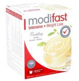 Afbeelding van Modifast Intensive pudding vanille 1 doos met 9 zakjes