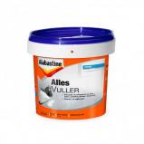 Afbeelding van Alabastine alles vuller 1 kg, wit, pot