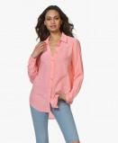 Afbeelding van Equipment Blouse Essential Zijden in Pop Pink Roze