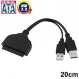 """Bild av """"USB adapter A ha A ho vinklad"""""""